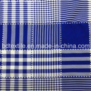 Bd Textile 100 % Polyester Mini Matt Jacquard Fabric for Garment pictures & photos