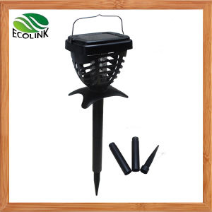 Solar Garden Lamp / Solar Mosquito Killer Light pictures & photos