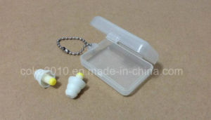 Non-Toxic Friendly Material Soundproof Earplugs pictures & photos