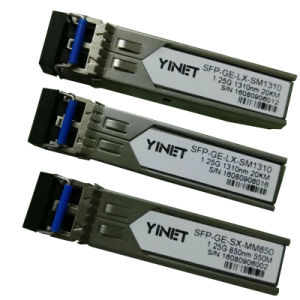 1.25g SFP Fiber Optical Transceiver Compatible with Cisco Support Ddm (OP-1GDD20) pictures & photos