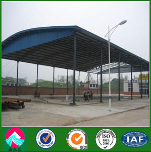 Prefabricated Seel Structure Car Shed pictures & photos