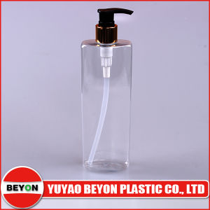 280ml Clear Pet Plastic Bottle (ZY01-D138) pictures & photos