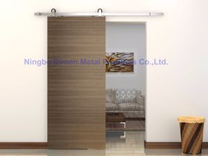 Wooden Sliding Door Hardware (DM-SDN 7302) pictures & photos