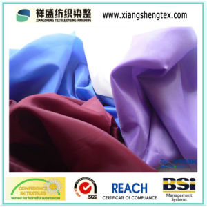 290t Semi-Dull Twill Polyester Taffeta pictures & photos