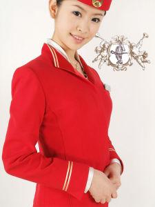 Airlines Uniform for Attendant (UFM130001) pictures & photos