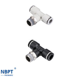 Plastic Quick Connect Pneumatic Fitting pictures & photos