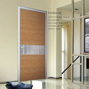 Classic Design Wooden Aluminum Frames School Door Designs pictures & photos