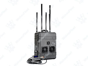 High Power Portable Dds Multi-Band Cell Phone Blocker System pictures & photos