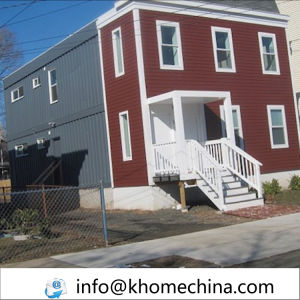 Two Floor Earthquake Proof Prefab Motel Prefabricated Hotel pictures & photos