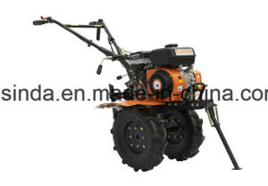 6.5HP Mini Power Tiller with Gasoline Engine pictures & photos
