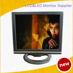 "Small 13"" LCD Monitor PC for Desktop Computer and Bus pictures & photos"