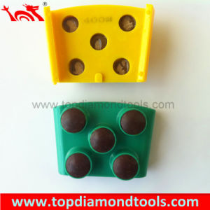 Finger Diamond Polishing Pads for Polishing Concrete Floor pictures & photos