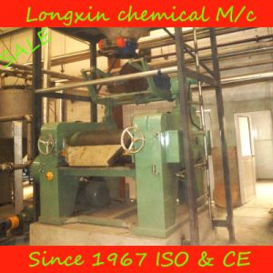Triple Roller Mill in Clients (LXSGJ-65~405L)