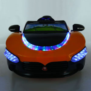 Ce Approved Blue Kids Electric Toy Car Wholesale pictures & photos