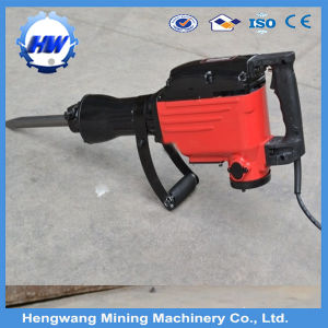 1600W 65mm Power Tools Demolition Hammer Demolition Breaker pictures & photos