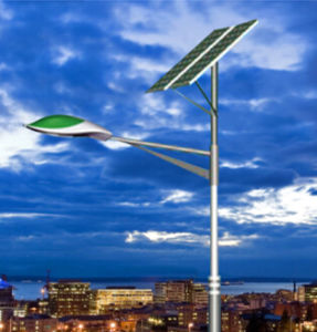 90W Solar Street Light with Solar Panel, Controller and Battery pictures & photos