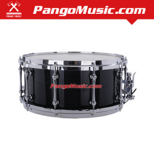 Black Color Maple Snare Drum (Pango PMMS-610) pictures & photos