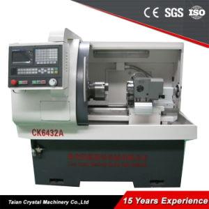 Automatic CNC Mini Lathe Machine (CK6432A) pictures & photos