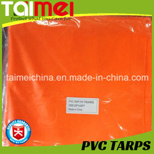 300GSM/340GSM/400GSM PVC Laminated Tarpaulin pictures & photos