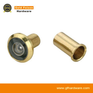 Brass or Zinc Alloy Peephole Door Viewer (V-15) pictures & photos