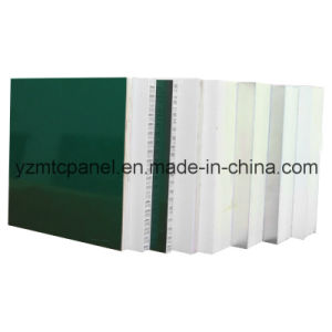 Light Weight FRP Honeycomb Sandwich Panel for Rigid Truck Body pictures & photos