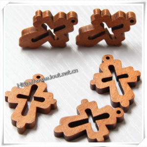 Wholesale Small Wall Decor Wooden Crosses for Decoration (IO-cw004) pictures & photos