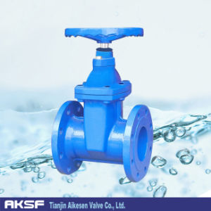 Non-Rising Stem Resilient Seat Gate Valve pictures & photos