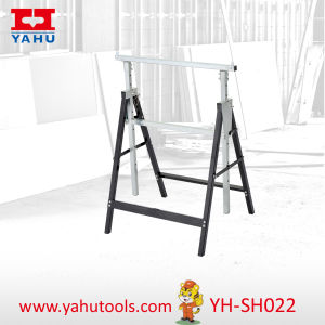 Adjustable Metal Sawhorse with GS Certificate for Wood Working pictures & photos