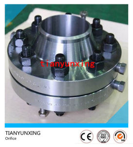 ANSI B16.36 Forging Carbon Steel Orifice Flange pictures & photos