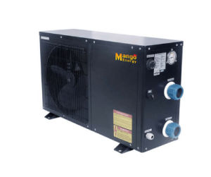 High Cop Mini Pool Heater Swimming Pool Heat Pump Heater/ SPA Heat Pump with Ce Certificate pictures & photos