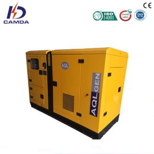 Hot Sale 30kw Silent Type CHP Gas Generator for Power Plant