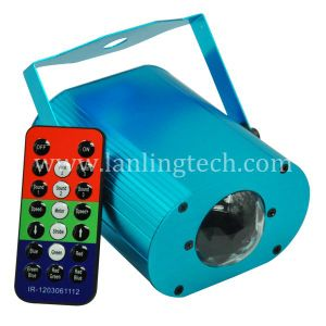 Lxg133RGB 9W RGB Mini LED Water Wave Lighting Effect pictures & photos