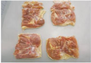 Intelligent Fresh Meat Portion Cutter Cut28-IV pictures & photos