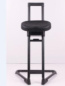 ESD Sit Stand Chair Anti Static PU Foam Chair Cleanroom Lab Chair (FS-524091)