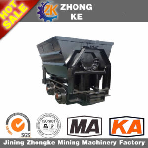 China Zhongke Dumping Mine Cars