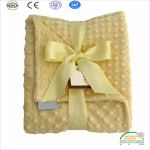 Hot Sale DOT Winter Blanket for Kids pictures & photos