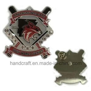 Customs Baseball Lapel Pin