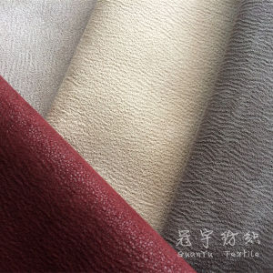Europe Traditional Leather Upholstery Sofa Fabric pictures & photos