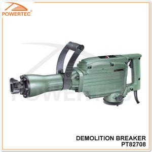 Powertec 1400W PT65 Electric Demolition Hammer (PT82708) pictures & photos