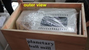Lab Planetary Ball Mill with Grinding to 0.1 Um CE Certificate pictures & photos