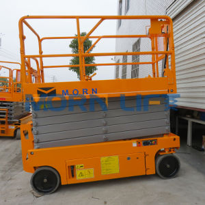 CE Approved Hydraulic Scissor Lift Table pictures & photos