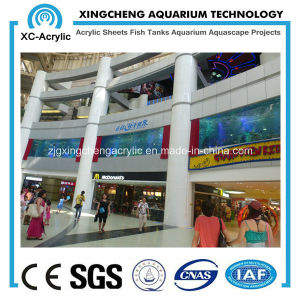 Acrylic Building Sheet / Clear PMMA Acrylic Panel pictures & photos