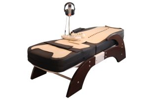 Heating Jade Massage Bed Well Ness Care SPA pictures & photos