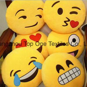 2017 Hot Popular Plush Emoji Pillows pictures & photos