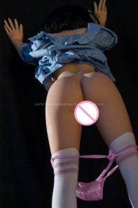 100% Silicone Japan Sex Pussy Sex Doll pictures & photos