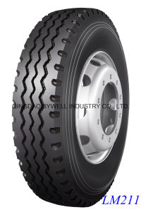 Longmarch Truck Tyres Drive Pattern for Bad Road Condition with Pattern Lm509 Lm511 Lm326 pictures & photos