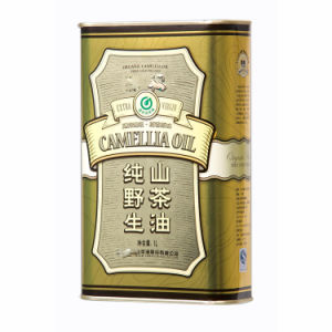 1liter Tin Can for Packaging Cooking Oil pictures & photos