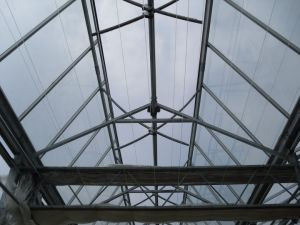 China Supplier Factory Direct Price Low Cost Glass Greenhouse for Commercial pictures & photos