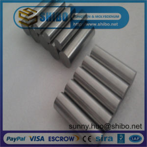 99.95% Pure Molybdenum Rod, Moly Bar for Producing Electric Vacuum Components pictures & photos