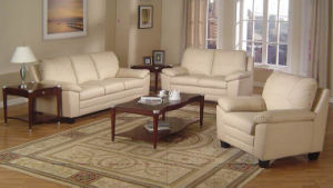 Popular Furniture Modern Living Room Leather Sofa pictures & photos